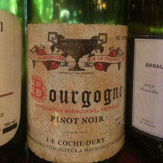 J.F. Coche Dury Bourgogne Pinot Noir