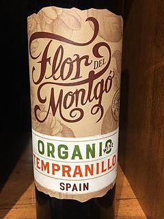 Flor del Montgo Tempranillo Organic