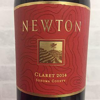 Newton Red Label Claret Sonoma County