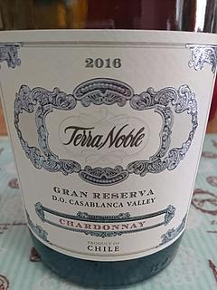 Terra Noble Gran Reserva Chardonnay(テラ・ノブレ グラン・レゼルヴァ シャルドネ)