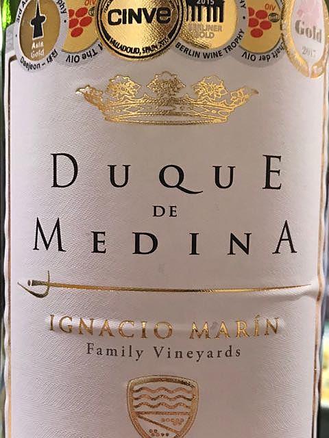 Duque de Medina Gran Reserva