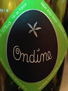 Clos Massotte Ondine Blanc(クロ・マソット ヴィ オンディーヌ ブラン)