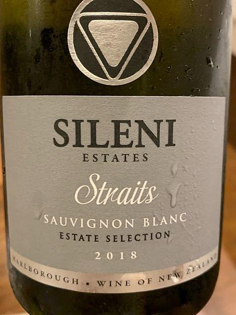 Sileni Straits Sauvignon Blanc
