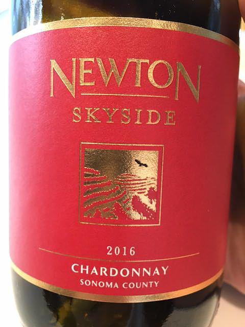 Newton Skyside Chardonnay Sonoma County