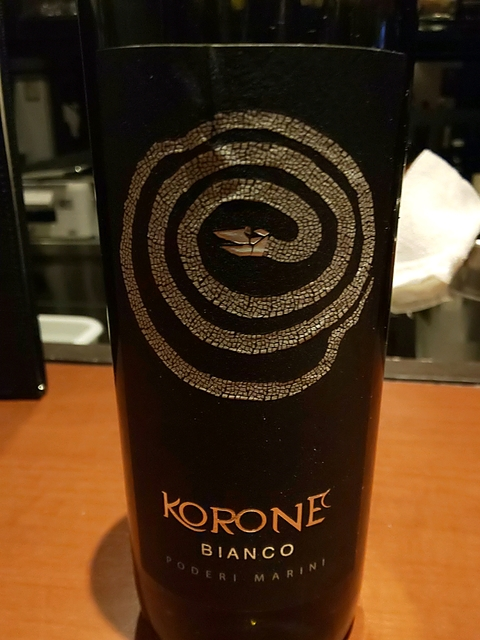 Poderi Marini Korone Bianco(ポデーリ・マリーニ コロネ ビアンコ)
