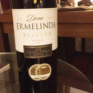 Casa Ermelinda Freitas Dona Ermelinda Reserva