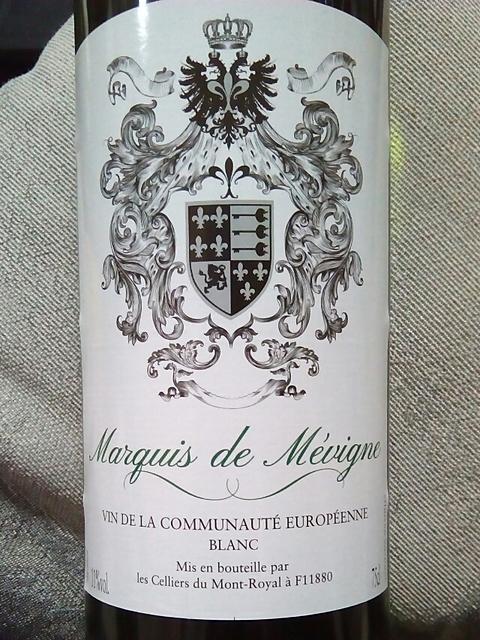 Marquis de Mévigne Blanc