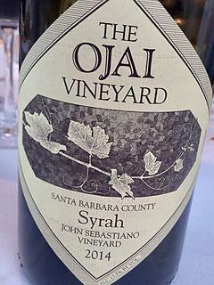 The Ojai Vineyard Syrah John Sebastiano Vineyard