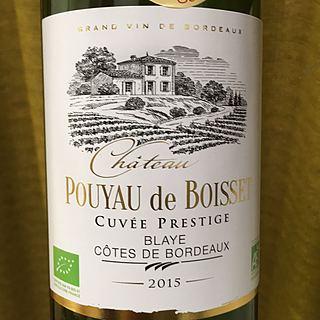 Ch. Pouyau de Boisset