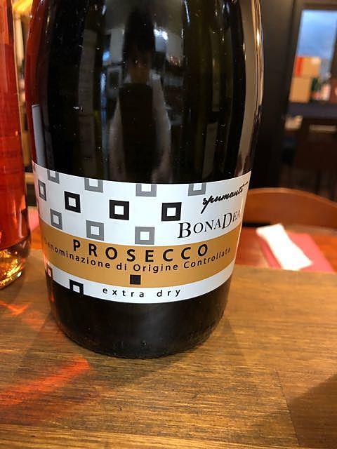 BonaDea Prosecco Extra Dry