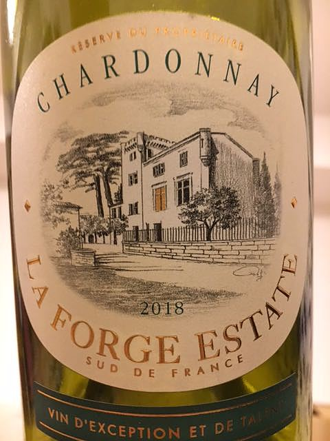 La Forge Estate (Ile La Forge) Chardonnay