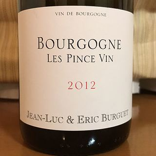 Jean Luc & Eric Burguet Bourgogne Les Pince Vin