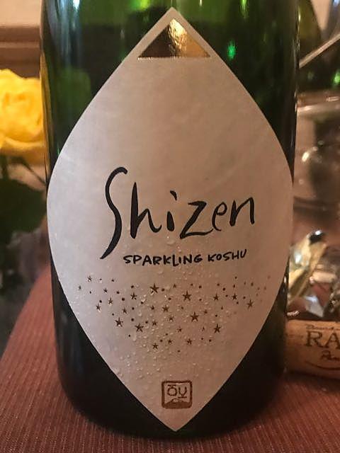 Shizen Sparkling Koshu