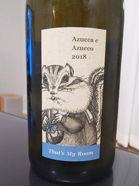 Azucca e Azucco That's My Room(アズッカ・エ・アズッコ ザッツ・マイ・ルーム)