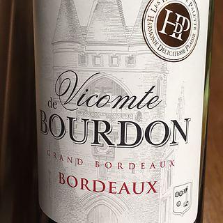 Vicomte de Bourdon Bordeaux Rouge