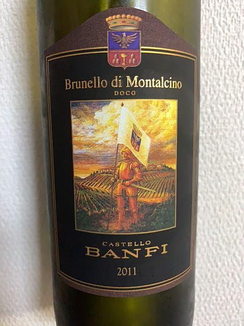 Banfi Brunello di Montalcino