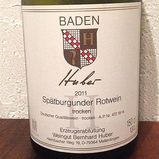 Bernhard Huber Spätburgunder Rotwein Trocken H