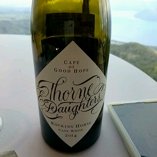 Thorne & Daughters Rocking Horse Cape White 2014