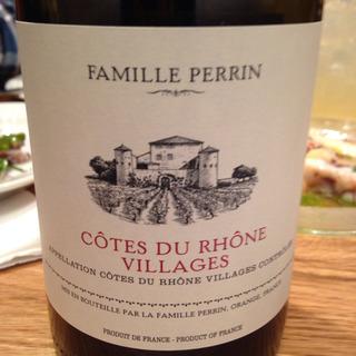 Famille Perrin Côtes du Rhône Villages