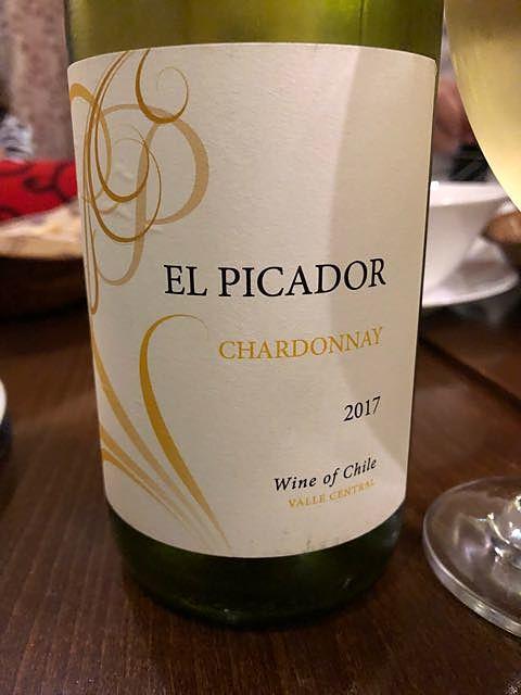 El Picador Chardonnay