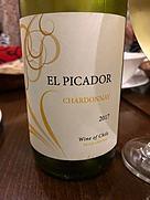 El Picador Chardonnay(2017)