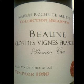 Maison Roche de Bellene Beaune 1er Cru Clos des Vignes Franche
