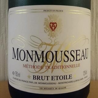 Monmousseau Brut Etoile Méthode Traditionnelle
