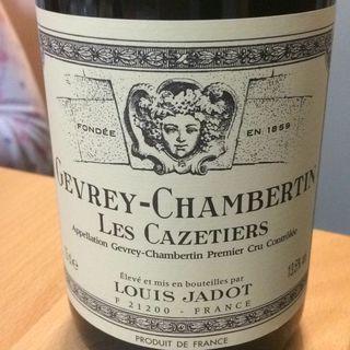 Louis Jadot Gevrey Chambertin 1er Cru Les Cazetiers