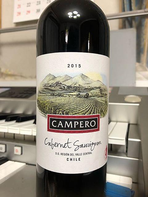 Millaman Campero Cabernet Sauvignon