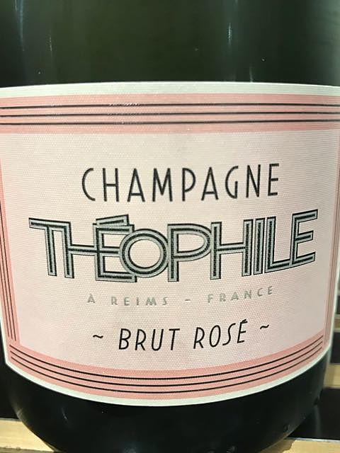 Théophile Brut Rosé(テオフィル ブリュット ロゼ)