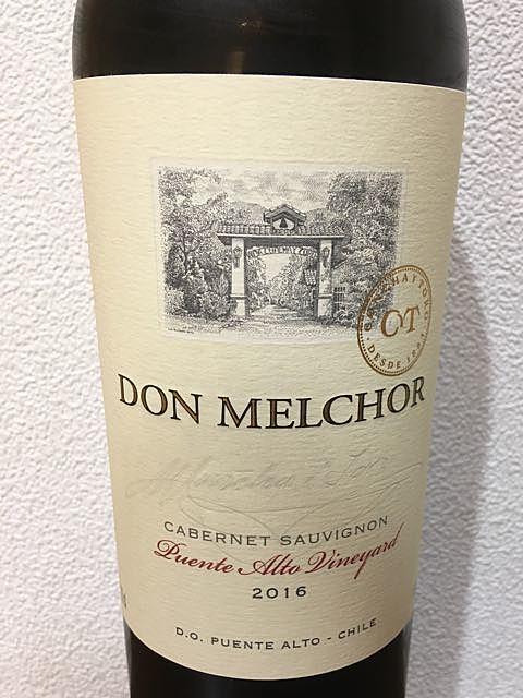 Concha y Toro Don Melchor Cabernet Sauvignon