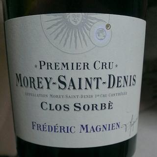 Frédéric Magnien Morey Saint Denis 1er Cru Clos Sorbe