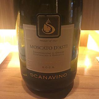 Scanavino Moscato d'Asti