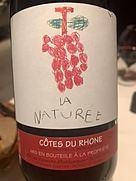La Naturée Côtes du Rhône Rouge