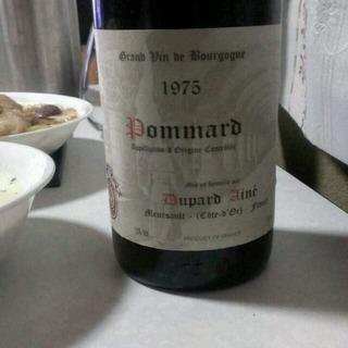 Dupard Ainé Pommard