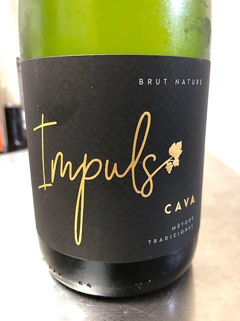 Impuls Cava Brut Nature(インパルス カヴァ ブリュット・ナチュール)