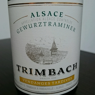 Trimbach Gewürztraminer Vendanges Tardives