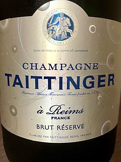 Taittinger Brut Réserve FIFA World Cup Bottle