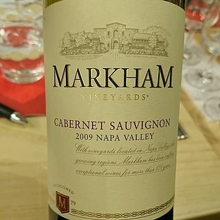 Markham Vineyards Cabernet Sauvignon(マーカム・ヴィンヤーズ カベルネ・ソーヴィニヨン)