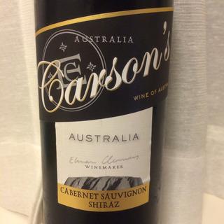 Carson's Cabernet Sauvignon Shiraz(カールソンズ カベルネ・ソーヴィニヨン シラーズ)