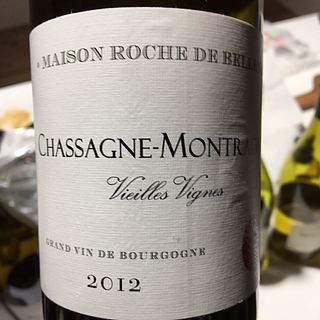 Maison Roche de Bellene Chassagne Montrachet Vieilles Vignes