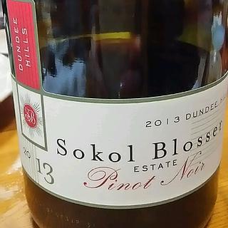 Sokol Blosser Estate Pinot Noir Dundee Hills