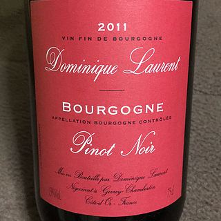 Dominique Laurent Bourgogne Pinot Noir