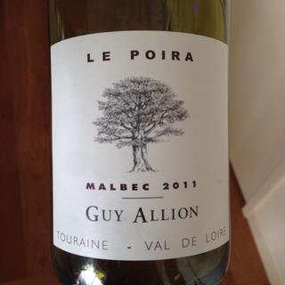 Guy Allion Le Poira Malbec