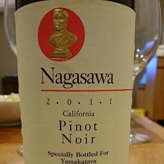 山形屋 Nagasawa Pinot Noir
