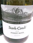 スターク・コンデ ポストカード・シリーズ エルギン ピノ・ノワール