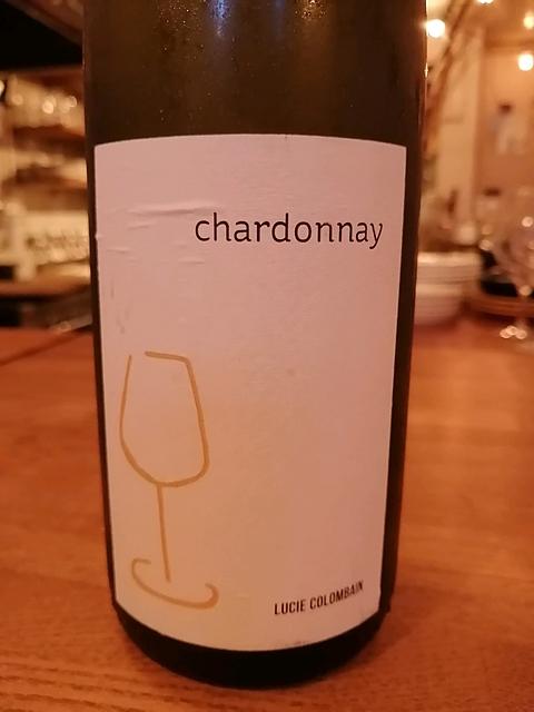 Lucie Colombain Chardonnay