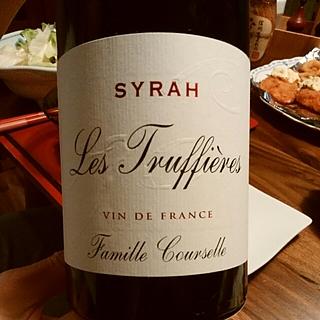 Famille Courselle Les Truffières Syrah