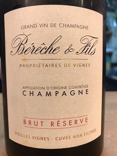 Bérèche & Fils Brut Réserve
