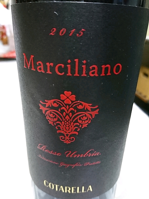 Cotarella (Falesco) Marciliano(コタレッラ マルチリアーノ)